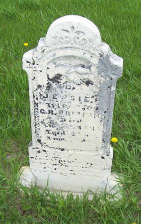 CRISPIN, JESSIE F. - Shelby County, Iowa | JESSIE F. CRISPIN