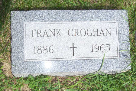 CROGHAN, FRANK - Shelby County, Iowa | FRANK CROGHAN