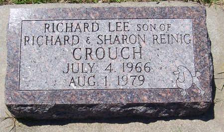 CROUCH, RICHARD LEE - Shelby County, Iowa | RICHARD LEE CROUCH