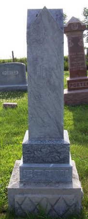 CROW, JAMES & SUSAN - Shelby County, Iowa   JAMES & SUSAN CROW