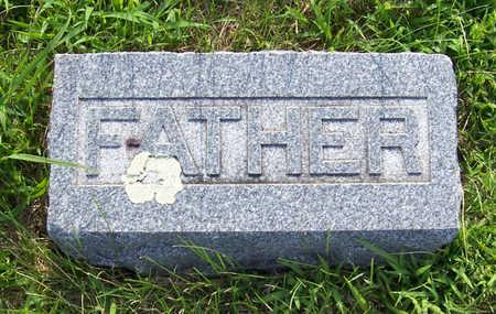 CROW, JAMES (FATHER) - Shelby County, Iowa   JAMES (FATHER) CROW