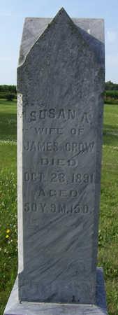 CROW, SUSAN - Shelby County, Iowa | SUSAN CROW