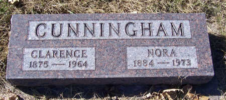 CUNNINGHAM, NORA - Shelby County, Iowa | NORA CUNNINGHAM