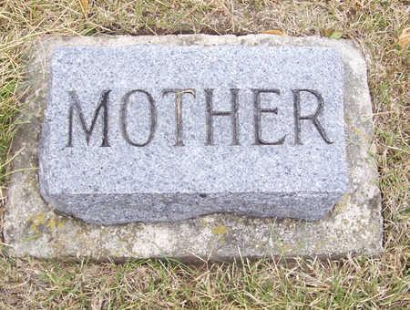 CUTSHALL, LENA E. (MOTHER) - Shelby County, Iowa | LENA E. (MOTHER) CUTSHALL