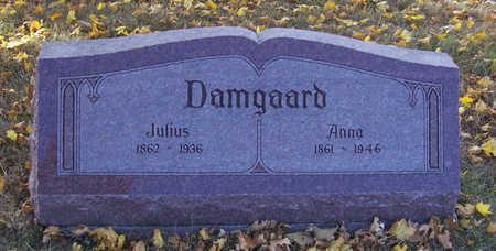 DAMGAARD, JULIUS - Shelby County, Iowa | JULIUS DAMGAARD
