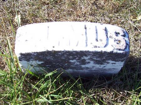 DAVIS, ELMUS - Shelby County, Iowa | ELMUS DAVIS