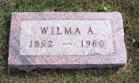 DAVIS, WILMA A. - Shelby County, Iowa | WILMA A. DAVIS