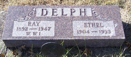 DELPH, RAY (MILITARY) - Shelby County, Iowa | RAY (MILITARY) DELPH