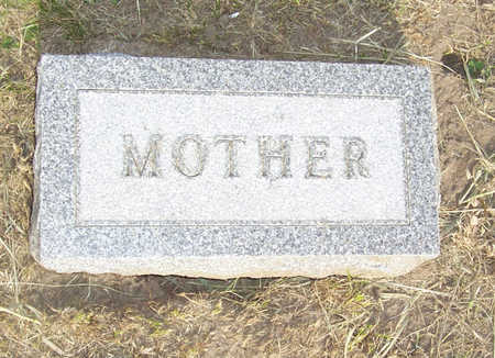 DOHRMANN, CATHARINA D. (MOTHER) - Shelby County, Iowa | CATHARINA D. (MOTHER) DOHRMANN