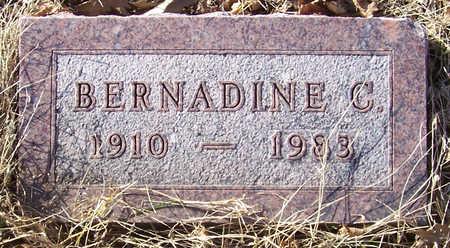 DOLLEN, BERNADINE C. - Shelby County, Iowa   BERNADINE C. DOLLEN