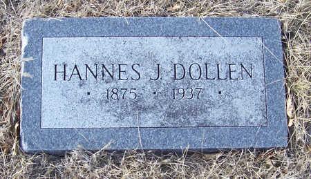 DOLLEN, HANNES J. - Shelby County, Iowa | HANNES J. DOLLEN