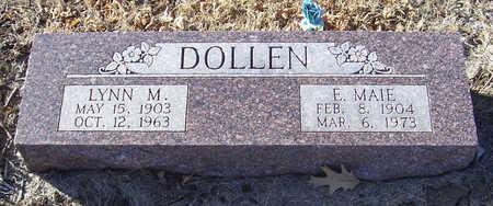 DOLLEN, LYNN M. - Shelby County, Iowa | LYNN M. DOLLEN