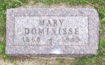 DOMINISSE, MARY - Shelby County, Iowa | MARY DOMINISSE