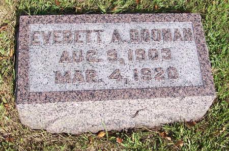 DOONAN, EVERETT A. - Shelby County, Iowa | EVERETT A. DOONAN