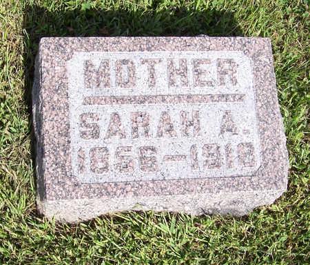 DOONAN, SARAH A. (MOTHER) - Shelby County, Iowa   SARAH A. (MOTHER) DOONAN