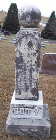 DOTY, ABRAHAM - Shelby County, Iowa | ABRAHAM DOTY