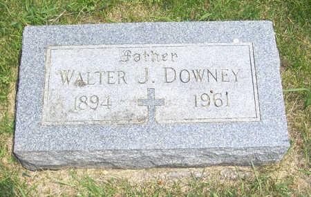 DOWNEY, WALTER J. - Shelby County, Iowa | WALTER J. DOWNEY