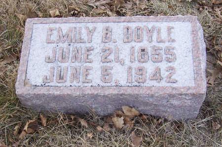 DOYLE, EMILY B. - Shelby County, Iowa | EMILY B. DOYLE