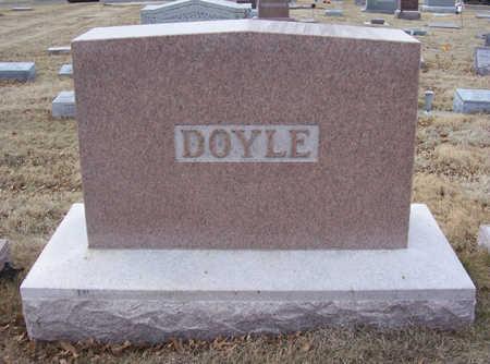 DOYLE, JOHN WESLY & EMILY B. (LOT) - Shelby County, Iowa | JOHN WESLY & EMILY B. (LOT) DOYLE