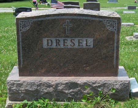 DRESEL, CONRAD A. & CATHERINE S. (LOT) - Shelby County, Iowa   CONRAD A. & CATHERINE S. (LOT) DRESEL