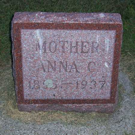 GATZEMEIER ECKERMAN, ANNA CATHERINE - Shelby County, Iowa | ANNA CATHERINE GATZEMEIER ECKERMAN