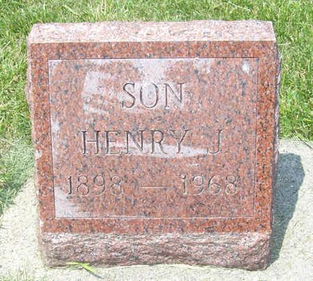 ECKERMANN, HENRY J. - Shelby County, Iowa | HENRY J. ECKERMANN