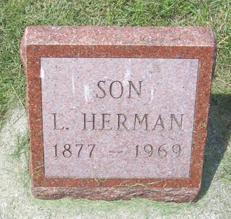 ECKERMANN, L. HERMAN - Shelby County, Iowa | L. HERMAN ECKERMANN