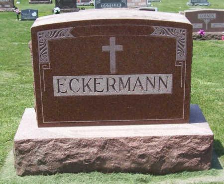 ECKERMANN, LEWIS J. (LOT) - Shelby County, Iowa | LEWIS J. (LOT) ECKERMANN