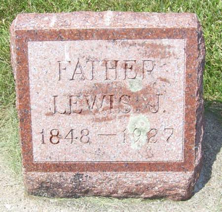 ECKERMANN, LEWIS J. - Shelby County, Iowa | LEWIS J. ECKERMANN