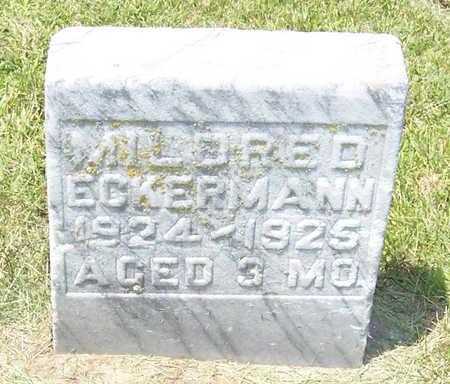 ECKERMANN, MILDRED - Shelby County, Iowa | MILDRED ECKERMANN