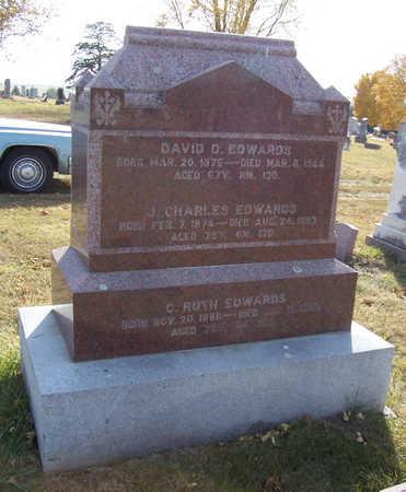 EDWARDS, C. RUTH - Shelby County, Iowa | C. RUTH EDWARDS