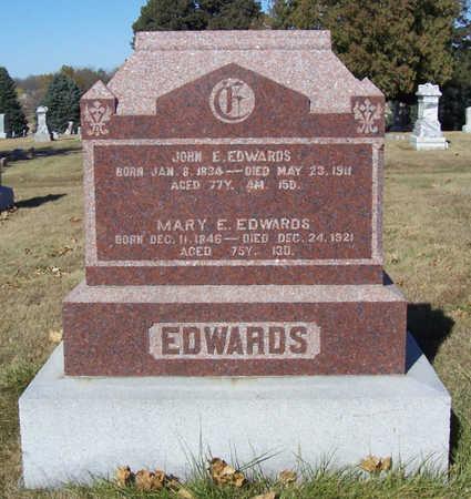 EDWARDS, JOHN E. - Shelby County, Iowa | JOHN E. EDWARDS