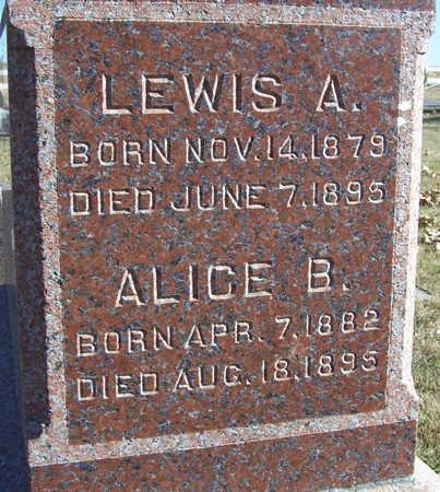 EDWARDS, ALICE B. - Shelby County, Iowa | ALICE B. EDWARDS