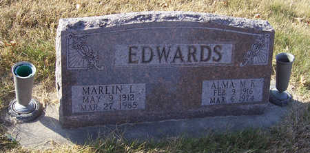EDWARDS, MARLIN L. - Shelby County, Iowa | MARLIN L. EDWARDS