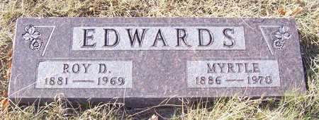 EDWARDS, ROY D. - Shelby County, Iowa | ROY D. EDWARDS