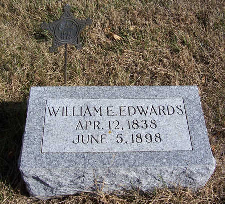 EDWARDS, WILLIAM E. - Shelby County, Iowa | WILLIAM E. EDWARDS