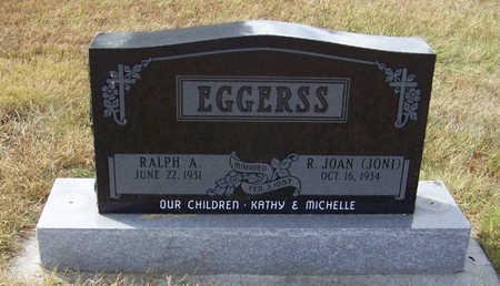 EGGERSS, R. JOAN (JONI) - Shelby County, Iowa   R. JOAN (JONI) EGGERSS