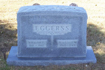 EGGERSS, WILLIAM F. - Shelby County, Iowa | WILLIAM F. EGGERSS