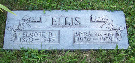 ELLIS, ELMORE B. - Shelby County, Iowa | ELMORE B. ELLIS