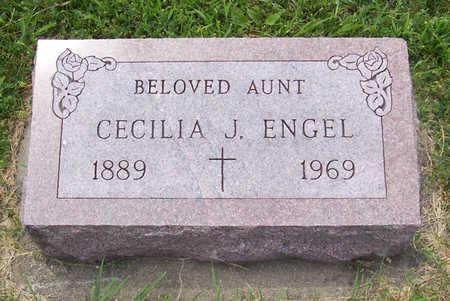ENGEL, CECILIA J. - Shelby County, Iowa | CECILIA J. ENGEL