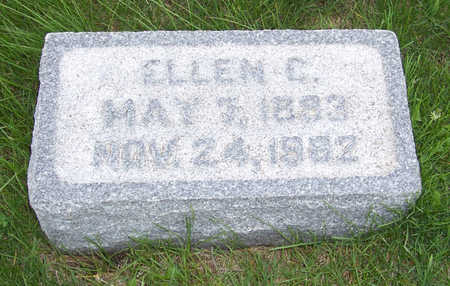 ERICKSON, ELLEN C. - Shelby County, Iowa | ELLEN C. ERICKSON