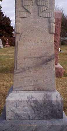 ESBECK, NIELS JENSEN - Shelby County, Iowa | NIELS JENSEN ESBECK