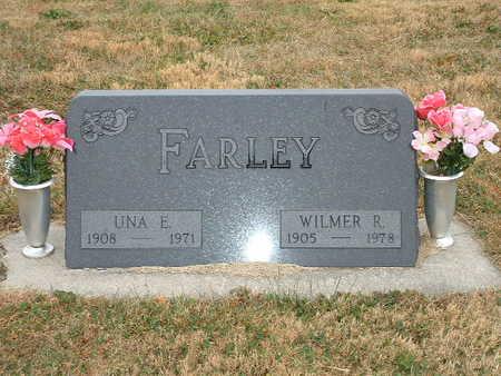 FARLEY, WILMER R - Shelby County, Iowa | WILMER R FARLEY
