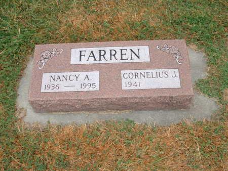 FARREN, NANCY A - Shelby County, Iowa | NANCY A FARREN