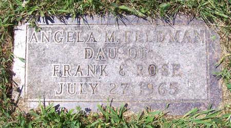 FELDMAN, ANGELA M. - Shelby County, Iowa | ANGELA M. FELDMAN