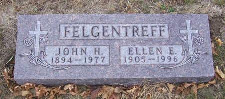 FELGENTREFF, ELLEN E. - Shelby County, Iowa   ELLEN E. FELGENTREFF