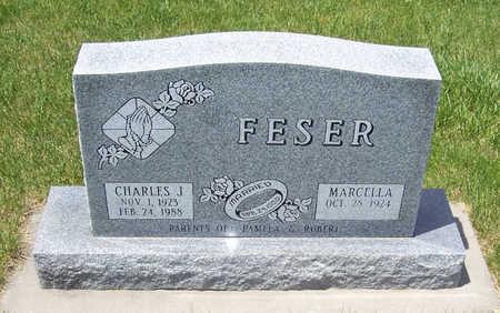 FESER, CHARLES J. - Shelby County, Iowa | CHARLES J. FESER