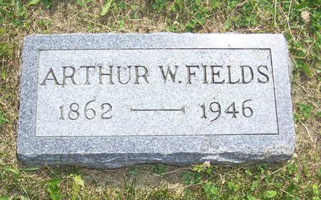 FIELDS, ARTHUR W. - Shelby County, Iowa | ARTHUR W. FIELDS