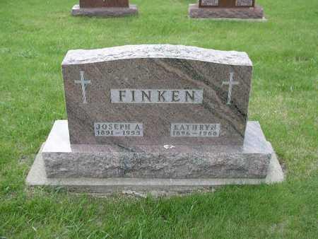 FINKEN, JOSEPH A. - Shelby County, Iowa | JOSEPH A. FINKEN