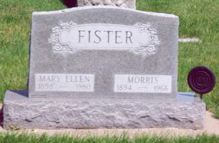 FISTER, MORRIS & MARY ELLEN - Shelby County, Iowa | MORRIS & MARY ELLEN FISTER
